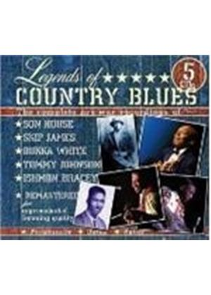 Various Artists - Legends Of Country Blues