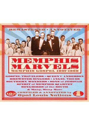 Various Artists - Memphis Marvels-Memphis Gospel 1927-1960 (Music CD)