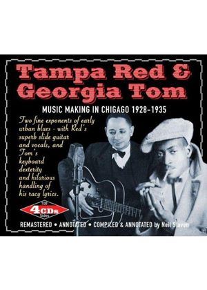 Tampa Red - Chicago 1928 - 1935 (Music CD)