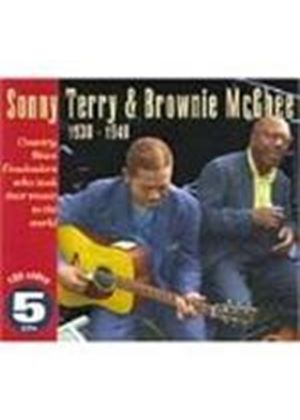Sonny Terry & Brownie McGhee - Country Blues Troubadors 1938-1948