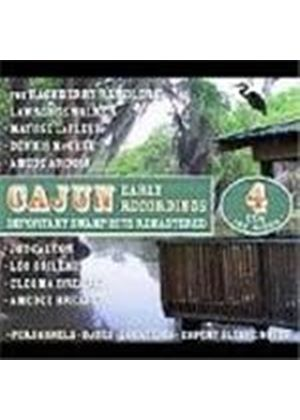 Various Artists - Cajun Early Recordings [Remastered]