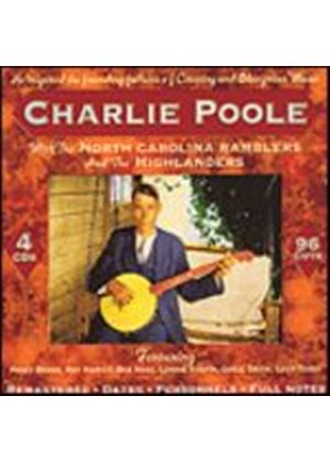 Charlie Poole - With The North Carolina Ramble (Music CD)