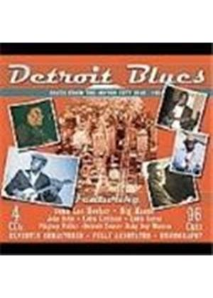 Various Artists - Detroit Blues (Blues From The Motor City 1938-1954)