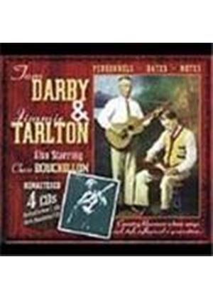 Darby & Tarlton - Country Bluesmen Whose Songs And Style Influenced A Generation
