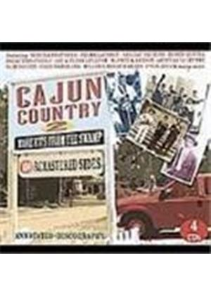 Various Artists - Cajun Country Vol.2 (More Hits From The Swamp)
