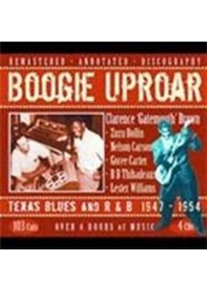 Various Artists - Boogie Uproar (Texas Blues And R&B 1947-1954)