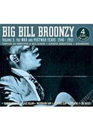 Big Bill Broonzy - Volume 3: The War And Postwar Years 1940 - 1951 (Music CD)