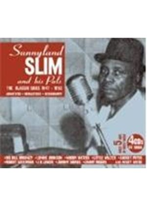 SUNNYLAND SLIM & HIS PALS - Classic Sides 1947-1953, The