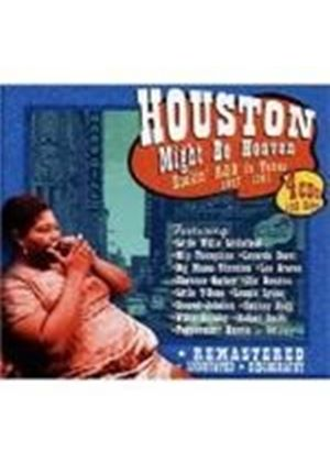 Various Artists - Houston Might Be Heaven (Music CD)