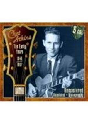 Chet Atkins - The Early Years: 1946 - 1957 (Music CD)