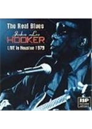 John Lee Hooker - Real Blues, The (Live In Houston 1979)