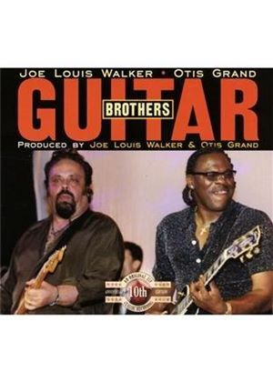 Joe Louis Walker - Guitar Brothers (Music CD)
