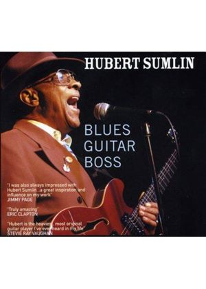 Hubert Sumlin - Blues Guitar Boss (Music CD)