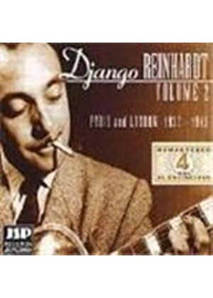 Django Reinhardt - Paris And London 1937-1948 Vol.2 [Remastered]