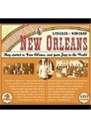 Various Artists - Breaking Out Of New Orleans 1922-1929 [Remastered]