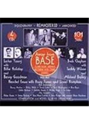 Various Artists - Away From Base (Basie Sidemen With Other Leaders)