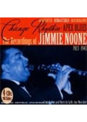Jimmie Noone - Chicago Rhythm Apex Blues (The Recordings Of Jimmie Noone 1923-1943) [Remastered]
