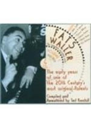 Fats Waller - Complete Recorded Works Vol.1, The (1922-1929) [Remastered]