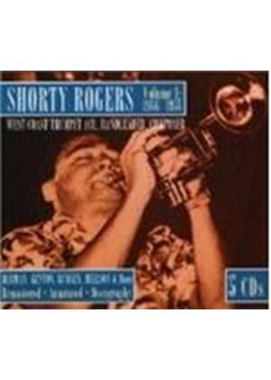 Shorty Rogers - Volume 1: 1946 - 1954