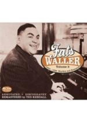 Fats Waller - The Complete Recorded Works Vol.3 1934-1936: Rhythm and Romance (Music CD)