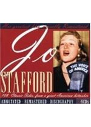 Jo Stafford - 108 Classic Sides From A Great American Hitmaker (Music CD)