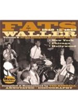 Fats Waller - 1940 To 1942 (Volume 6 Of The Complete Recorded Works) (Music CD)