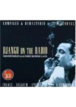 Django Reinhardt - Django On The Radio: Transcribed Broadcasts