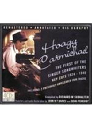 Hoagy Carmichael - First Of The Singer Songwriters (1924-1946) (Music CD)