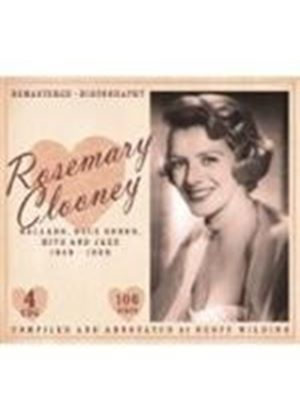 Rosemary Clooney - Ballads Blue Songs Hits And Jazz 1949-1958 (Music CD)