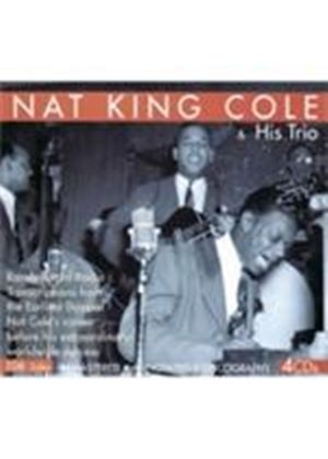 Nat 'King' Cole & King Cole Trio - Rare Radio Transcriptions (Music CD)