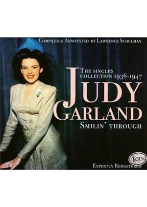 Judy Garland - Smilin' Through (The Singles Collection 1936-1947) (Music CD)