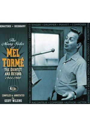 Mel Tormé - Quintet & Beyond (1944-1960) (Music CD)