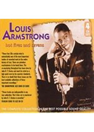 Louis Armstrong - Hot Fives And Sevens (Music CD)