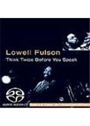 Lowell Fulson - Think Twice Before You Speak [SACD]