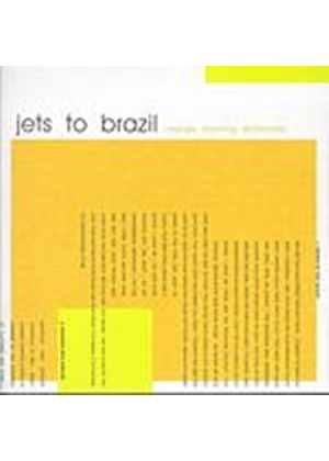 Jets To Brazil - Orange Rhyming Dictionary (Music CD)