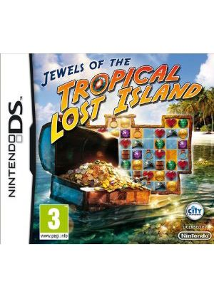 Jewels of Tropical: Lost Island (Nintendo DS)
