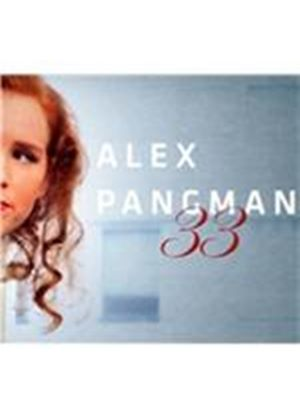 Alex Pangman - 33 (Music CD)