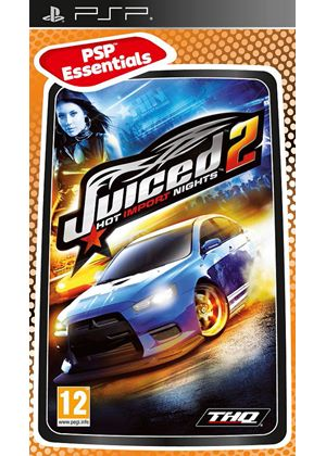 Juiced 2: Hot Import Nights - Essentials (PSP)