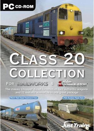 Class 20: Addon for RailWorks and Rail Simulator (PC)