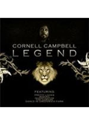 Cornell Campbell - Legend (Music CD)