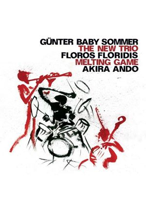 Gunter Baby Sommer New Trio - Melting Game (Music CD)