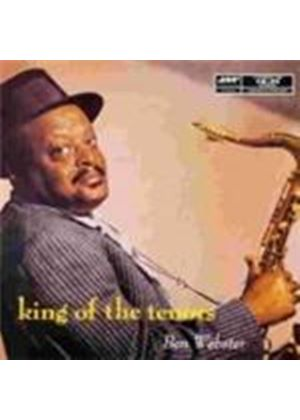 Ben Webster - King Of The Tenors (Music CD)