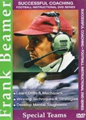 Successful Coaching American Football - Frank Beamer - Special Terms
