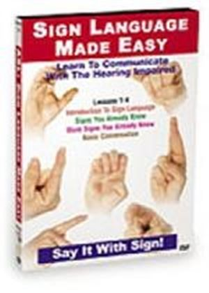Sign Language Made Easy - Lessons 17-20