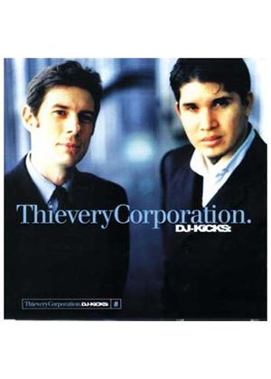 Various Artists - DJ Kicks (Mixed By Thievery Corporation) (Music CD)