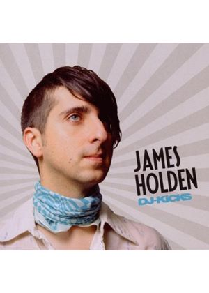 Various Artists - DJ Kicks - James Holden (Music CD)