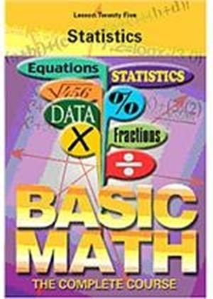 Basic Maths - Statistics