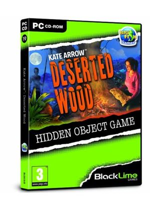 Kate Arrow: Deserted Wood (PC CD)