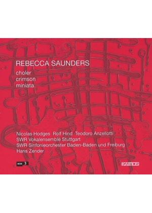 Saunders, R: Orchestral Works