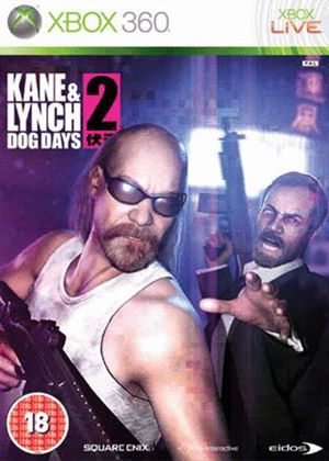 Kane & Lynch 2 - Dog Days (XBox 360)